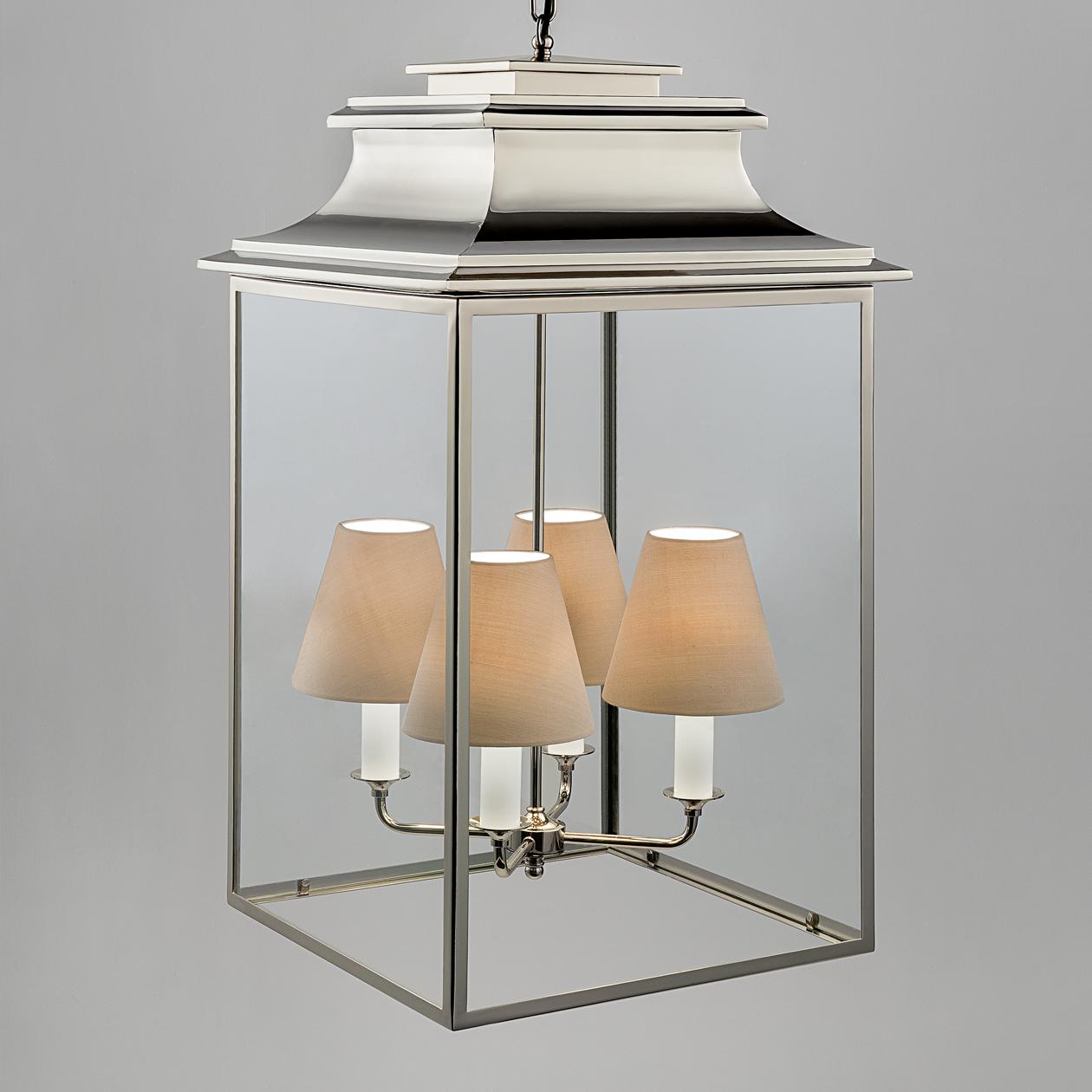 Mayfair Lanterns Ceiling Light My 122 L Pn Chelsom